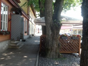 2014-07-08 Lunchstället i Paide
