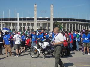 20060722 FIM Framför Olympiastadion