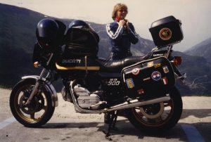 Rhone glaciären, augusti 1981